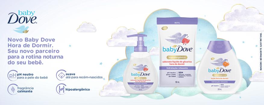 Banner Baby Dove - (anterior: Cafune)